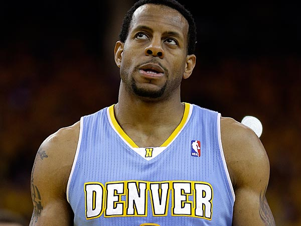 Denver Nuggets´ Andre Iguodala. (Ben Margot/AP)