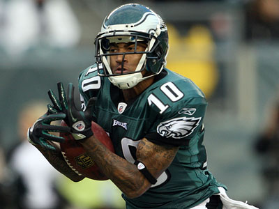 DeSean Jackson finished the season with 58 catches for 961 yards and four touchdowns. (Yong Kim/Staff Photographer)