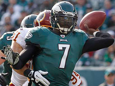 What will the Eagles get from Michael Vick in 2012? (Ron Cortes/Staff Photographer)