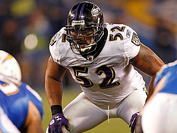 Ray Lewis is one of only eight defensive players that have been named Super Bowl MVP. (Lenny Ignelzi/AP file photo)