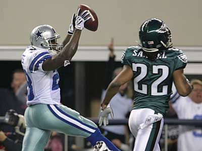 Cowboys RB Felix Jones had a lot of success against the Eagles in 2009. (Yong Kim / Staff Photographer)