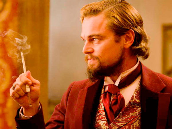 "Leonardo DiCaprio stars in ""Django Unchained."""