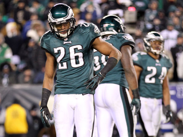 Eagles cornerback Cary Williams. (Yong Kim/Staff Photographer)