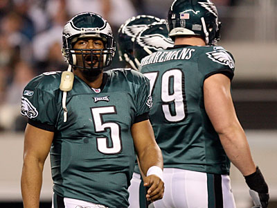 The Eagles are 0-2 against Dallas so far this season. They take them on again in Saturday´s playoff matchup. (Yong Kim/Staff Photographer)