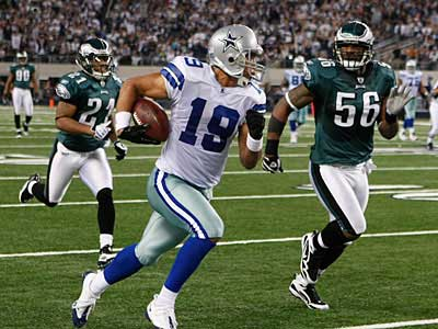 The Eagles´ defense allowed more than 450 yards by the Cowboys offense last Sunday. (Ron Cortes/Staff Photographer)