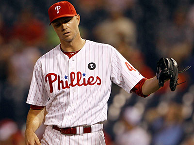 The Phillies received the 40th and 77th picks in the MLB draft in return for losing Ryan Madson. (Yong Kim/Staff file photo)