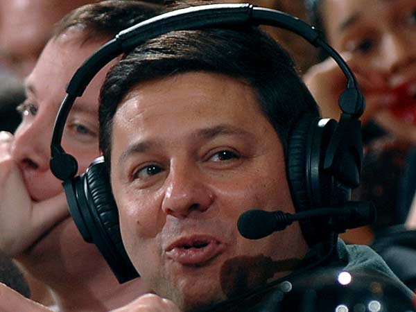 Joe Lunardi has attended 900 St. Joe´s games. (Greg Carroccio/AP)