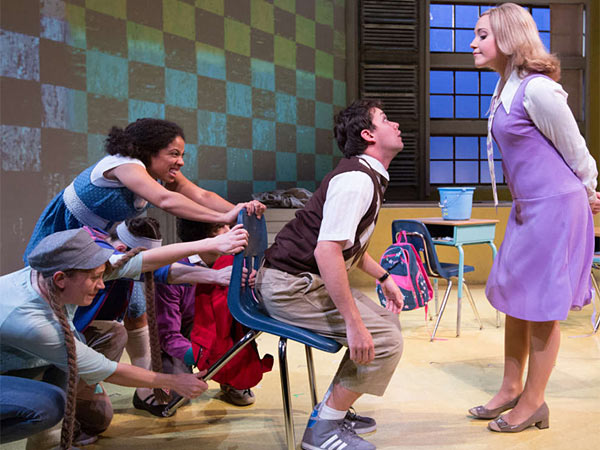 "The Arden Theatre is putting on ""Sideways Stories from Wayside School."""