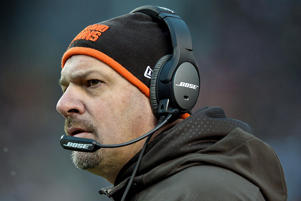 mike pettine a victim of circumstance
