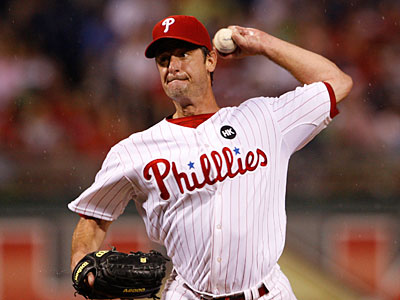 Jamie Moyer is unlikely to be ready by Opening Day. (Ron Cortes/Staff file photo)