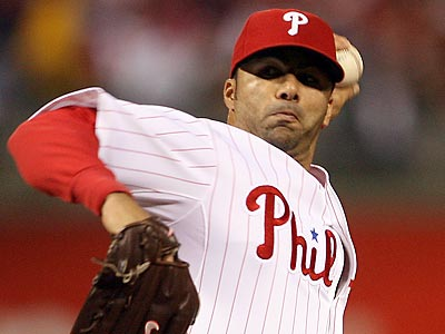 J.C. Romero returns to the Phillies with a one-year contract. (Yong Kim/Staff Photographer)