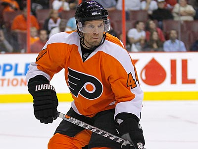 Defenseman Kimmo Timonen was one of two Flyers to make the All-Star team. (Yong Kim/Staff file photo)