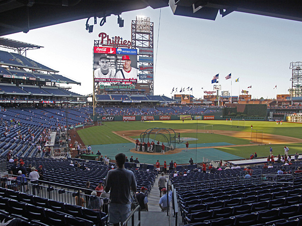 Citizens Bank Park. (H. Rumph Jr/AP)