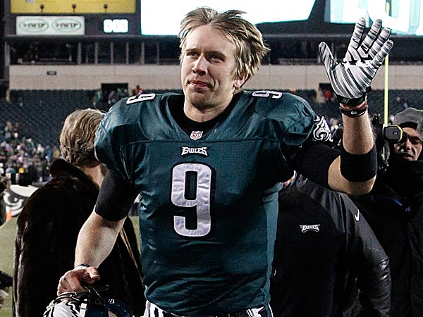 No lifetime guarantees for Eagles' Foles
