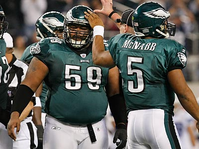 If the Eagles win Saturday, it will be on the back of their offense. (Ron Cortes/Staff Photographer)