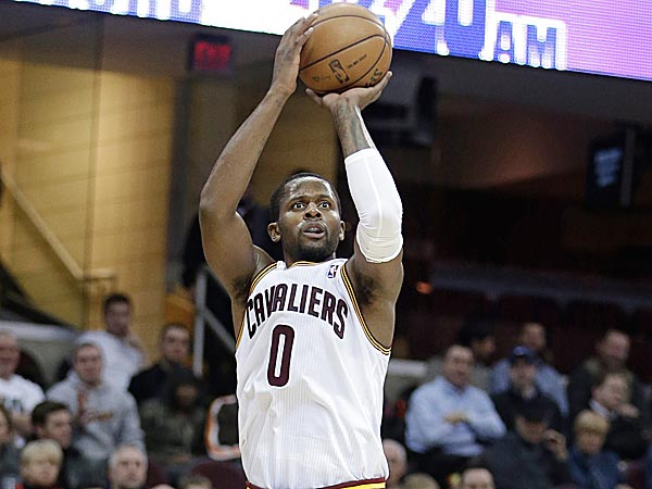 The Cavaliers´ C.J. Miles. (Tony Dejak/AP)
