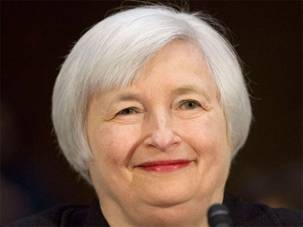 Janet Yellen has been vice chair of the Fed since 2010. She will succeed Ben Bernanke after Jan. 31. (Jacquelyn Martin / Associated Press)