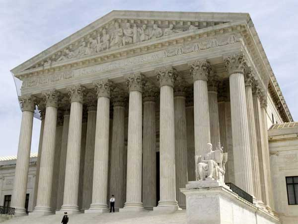 The U.S. Supreme Court.  (Charles Dharapak / Associated Press, File)