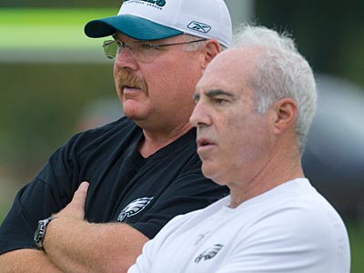 The Eagles have had a fairly quiet offseason so far. (Ed Hille/Staff file photo)