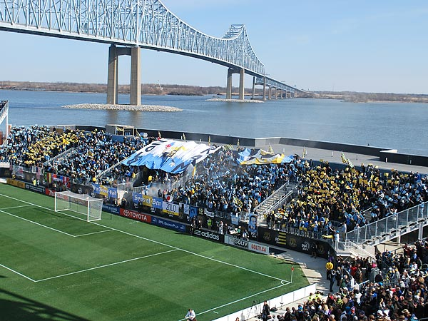 The Union will kick off their 2013 season on March 2 at PPL Park against Sporting Kansas City. (Jonathan Tannenwald/Philly.com file photo)