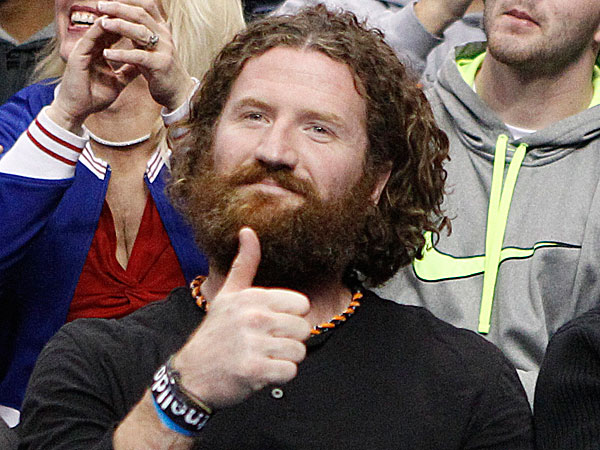 Scott Hartnell had two choices during the lockout: head to Europe to stay in shape; or stay in North America and enjoy the spoils of life without hockey for a change. (David Maialetti/Staff Photographer)