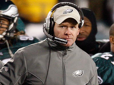 Sean McDermott has been the Eagles defensive coordinator for two seasons. (David Maialetti/Staff Photographer)