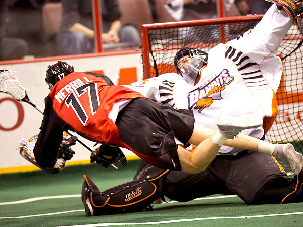Brodie Merrill and the Philadelphia Wings take on the Buffalo Bandits in the team´s home opener Sunday at 4 p.m. at the Wells Fargo Center. (Philadelphia Wings photo)