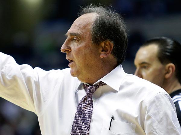 Temple coach Fran Dunphy. (Al Behrman/AP)