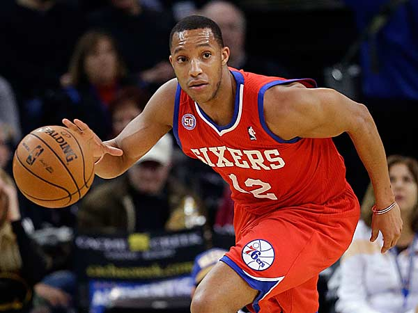 76ers´ Evan Turner. (Marcio Jose Sanchez/AP)