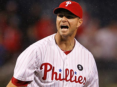 Ryan Madson signed one-year, $8.5 million deal with the Reds this offseason. (Ron Cortes/Staff file photo)