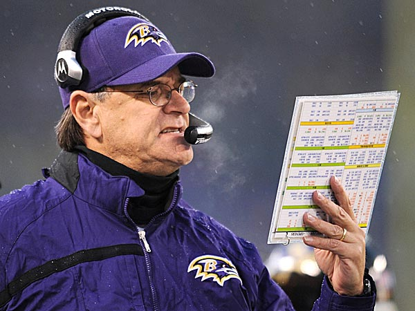 The Eagles´ trudge toward a new coach took a bizarre twist Sunday with a report that the team last week interviewed former Ravens coach Brian Billick. (Gail Burton/AP file photo)