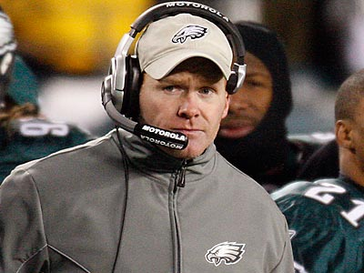 The Eagles have reportedly fired defensive coordinator Sean McDermott. (David Maialetti/Staff Photographer)