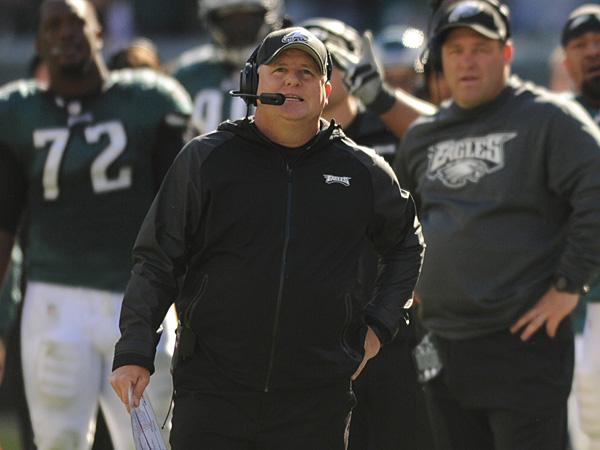 Eagles head coach Chip Kelly. (Clem Murray/Staff file photo)