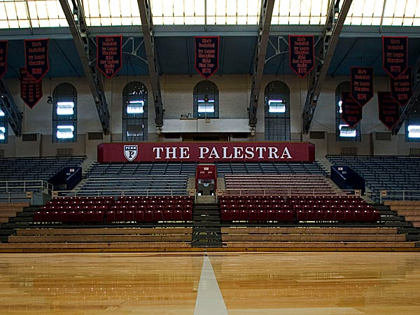 The Palestra. (Matt Rourke/AP)