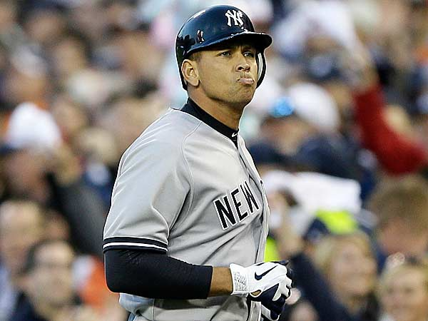 Alex Rodriguez had surgery on his left hip Wednesday and is expected to be sidelined until after the All-Star break. (Matt Slocum/AP file)