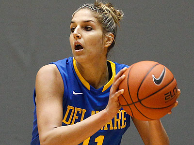Elena Delle Donne admits that going to Connecticut for basketball was a mistake. (Mel Evans/AP file photo)