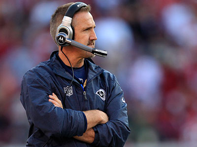 Steve Spagnuolo will be the Saints´ new defensive coordinator, according to a report. (AP Photo)