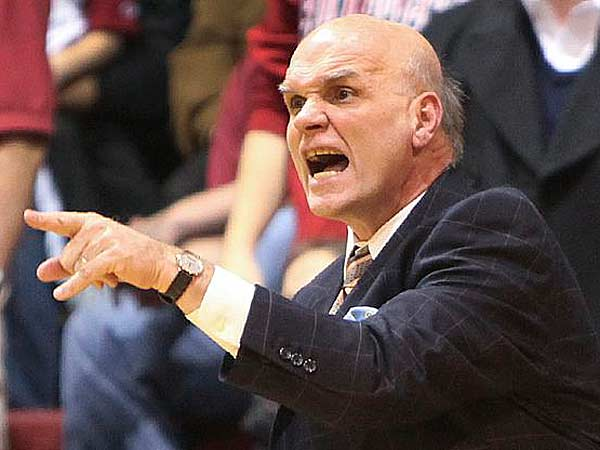 St. Joe´s coach Phil Martelli. (Steven M. Falk/Staff Photographer)