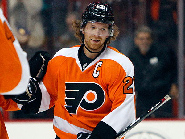 Flyers Giroux Continues His Clutch Play