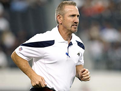 Steve Spagnuolo chose the Saints over the Eagles because of Drew Brees, according to a report. (AP file photo)