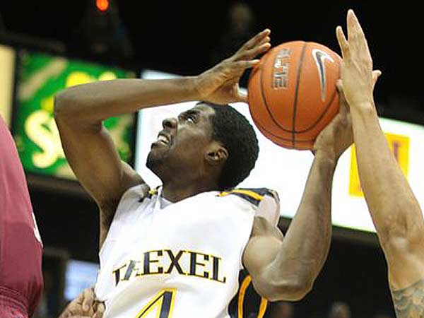 Drexel´s Frantz Massenat. (Charles Fox/Staff Photographer)