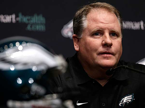 Eagles coach Chip Kelly is good, and he's only getting better