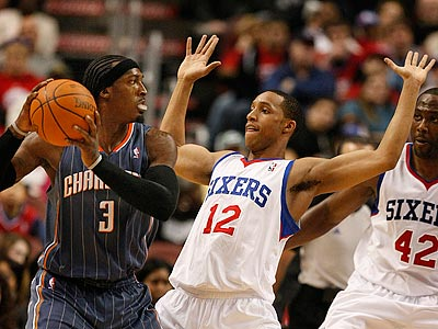Evan Turner and the Sixers visit the Bobcats after defeating them in Philadelphia Monday. (Ron Cortes/Staff Photographer)