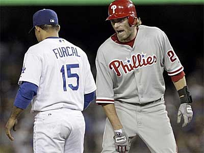 Phillies rightfielder Jayson Werth hit .273 with 24 home runs and 67 RBIs last season. (Ron Cortes / File photo)