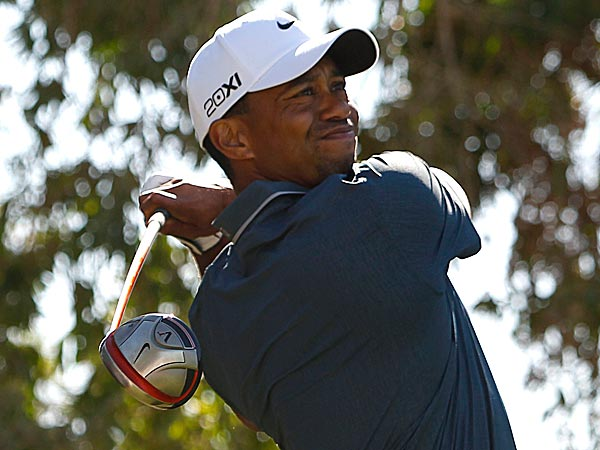 Based on his record alone, there could be cause for alarm the way Tiger Woods started his season. (Kamran Jebreili/AP)