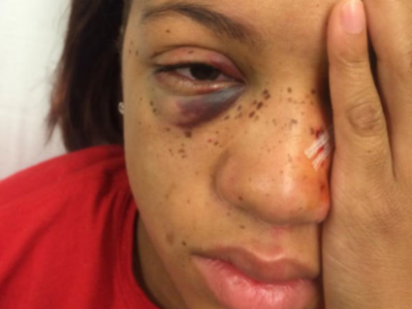 Los Angeles Girl Catches A Beating After Harassing A Girl