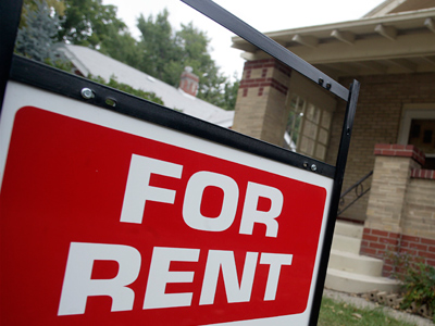 Rents are increasing because the foreclosure crisis has created a steady supply of renters in recent years  and those people — with their tarnished credit records preventing them from quickly becoming homeowners again — need places to live.