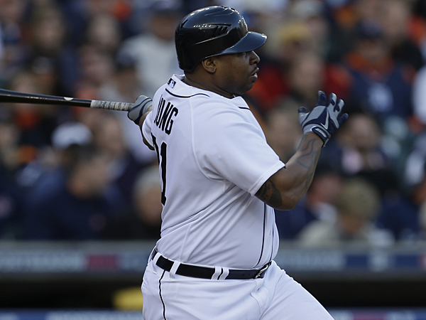 Phillies outfielder Delmon Young. (Paul Sancya/AP file photo)