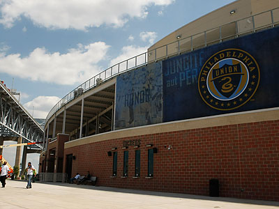 PPL Park´s capacity is likely to be expanded in order to host the MLS All-Star Game. (Ron Cortes/Staff file photo)