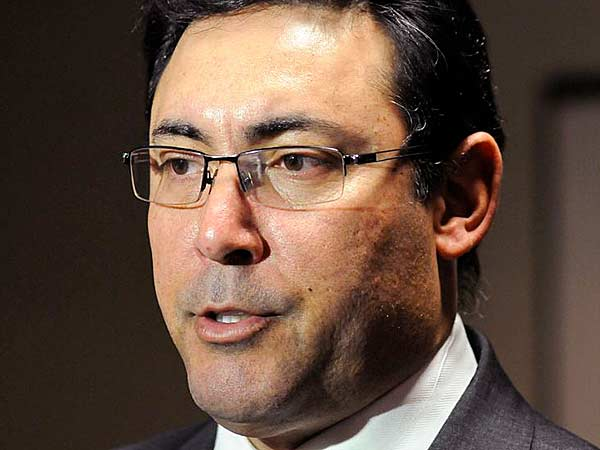 Phillies general manager Ruben Amaro Jr. (Jacqueline Dormer/AP, Republican-Herald)